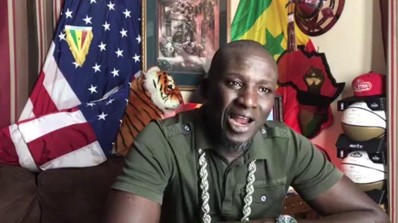 Assane Diouf bénéficie d'une liberté conditionnelle