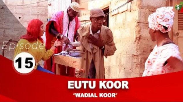 Série Eutu Koor - épisode 15